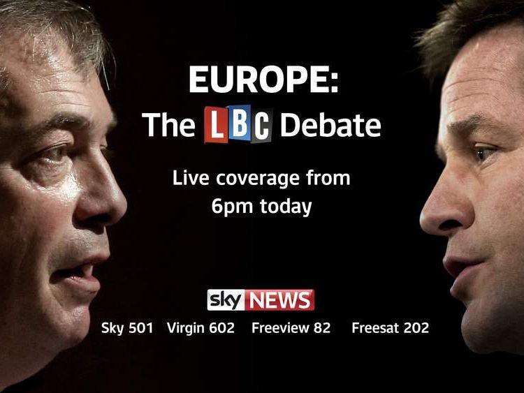 LBC Debate