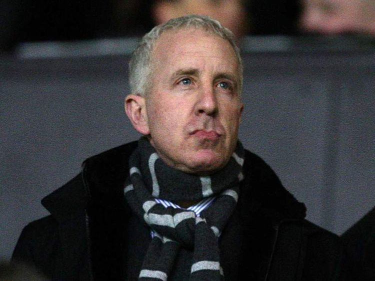 Aston Villa owner Randy Lerner