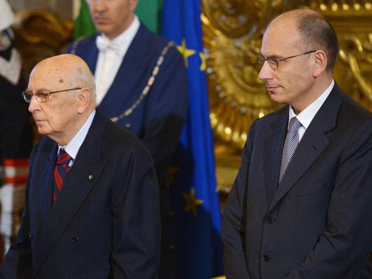 ITALY-POLITICS