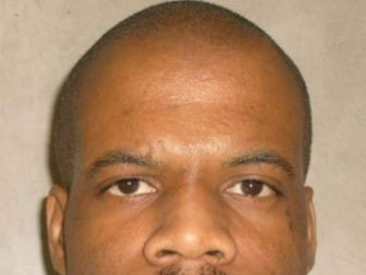 Lockett is scheduled to be put to death by lethal injection in April 2014