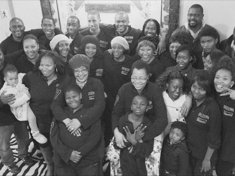 The Mandela family