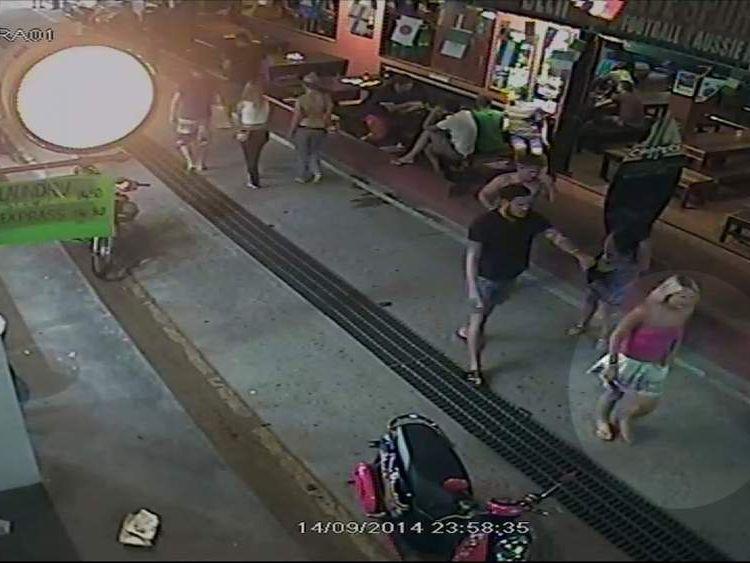Hannah Witheridge CCTV