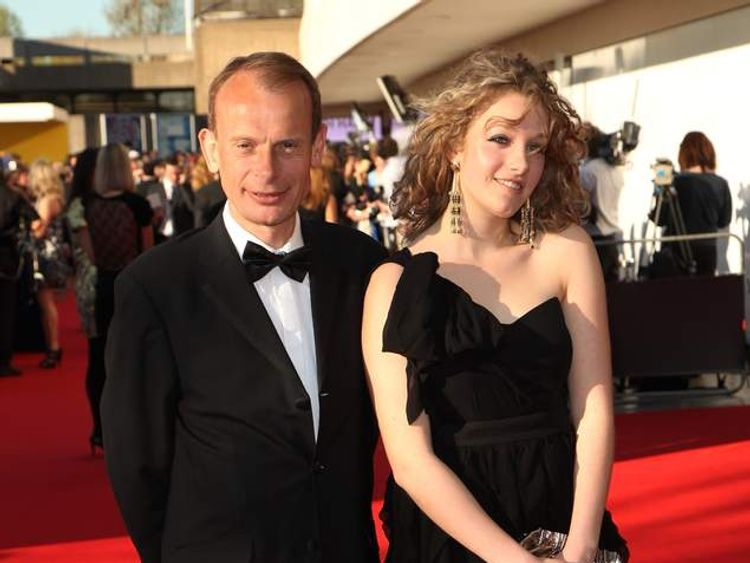 BAFTA Television Awards 2009 - Outside arrivals
