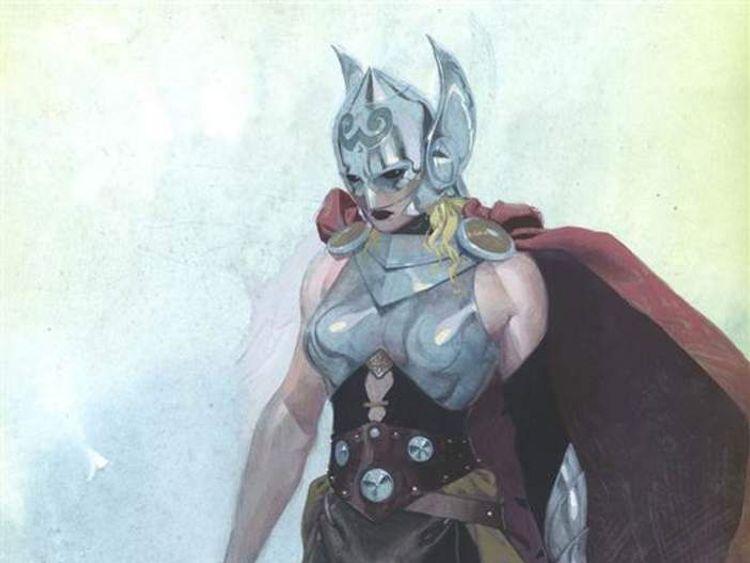 Thor the Thunder Goddess
