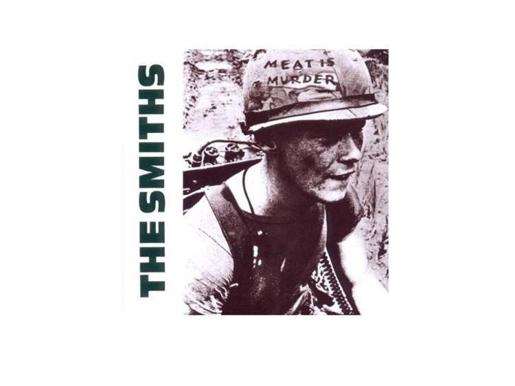 Meat Is Murder was The Smiths' second studio album