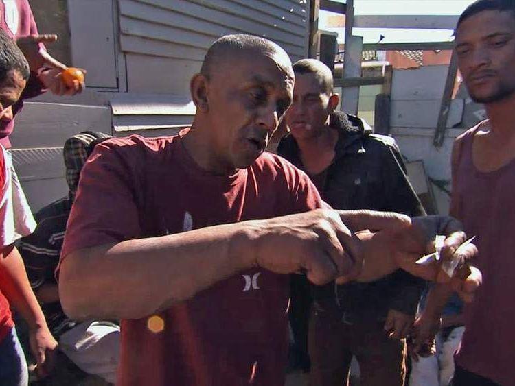 Cape Town Gangs