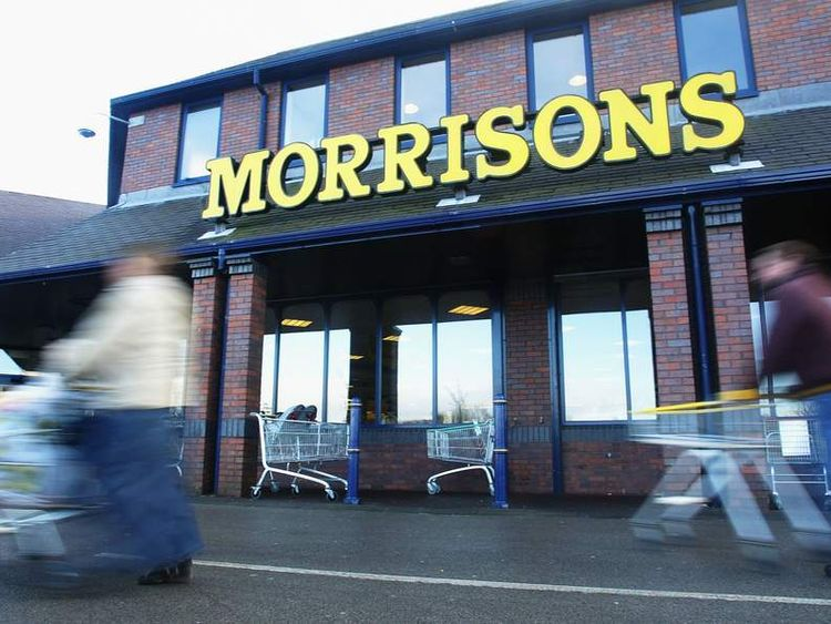 Mid-Size Morrisons To Take Over Safeway