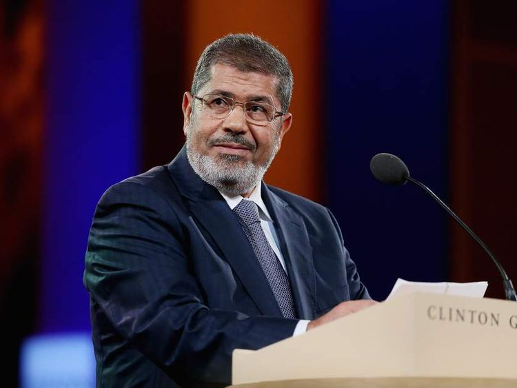 Morsi said he would pursue a moderate Islamist agenda and that the cabinet would reflect nation's diversity