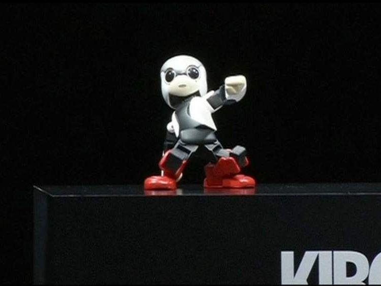Talking Robot Kirobo
