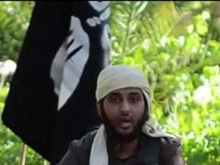 IS Islamic State fighter on allied 'Kill List'