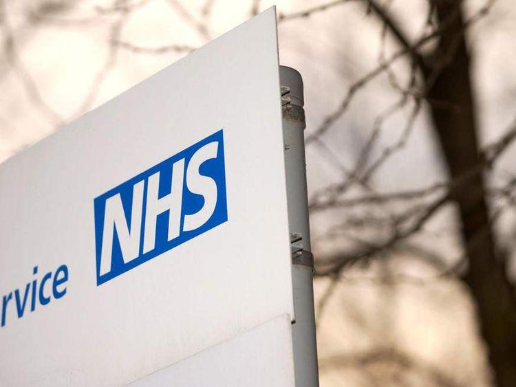 NHS Generic Sign