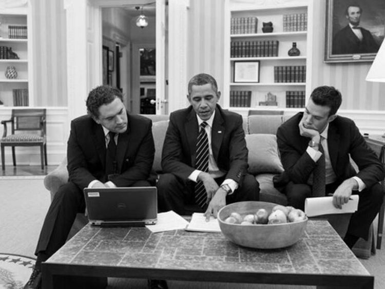 Barack Obama prepares for his State of the Union address