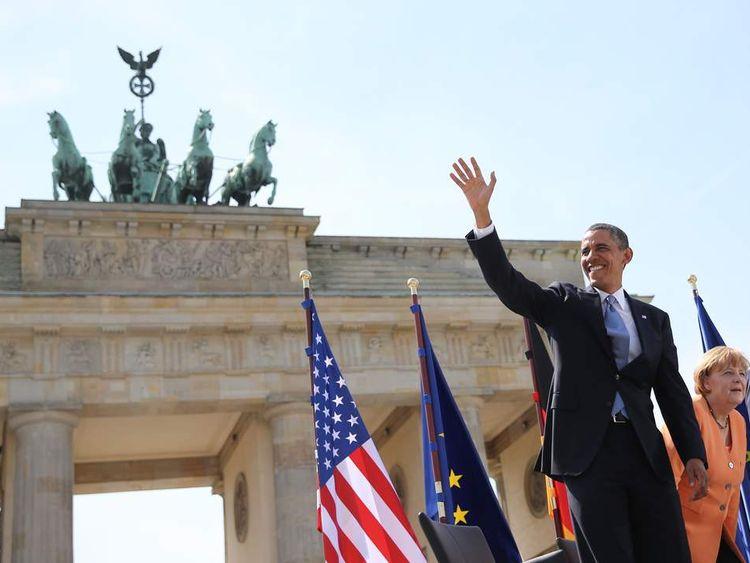 GERMANY-US-DIPLOMACY-OBAMA