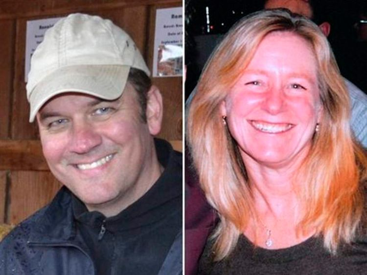 Steven Mathew Forsyth, Cindy Ann Yuille