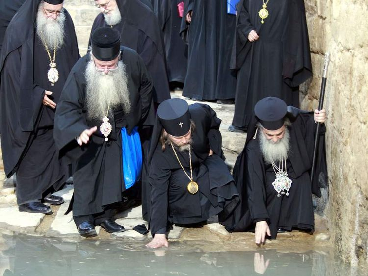 Leaders of the Greek Orthodox Church have also giving backing to Bethany