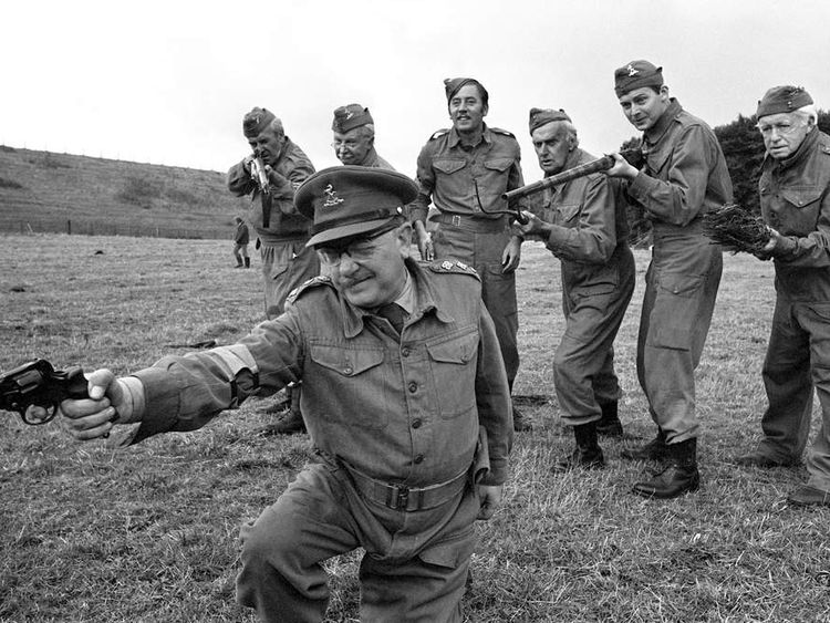 Television - BBC - Comedy - Dad's Army