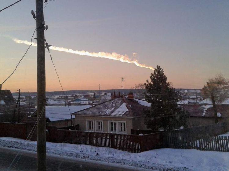 RUSSIA Meteorite 7