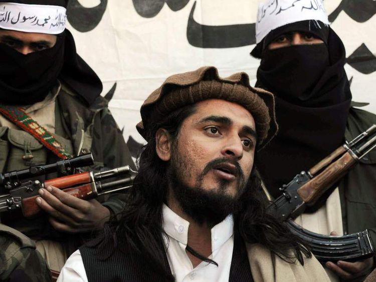 PAKISTAN TALIBAN LEADER HAKIMULLAH MEHSUD