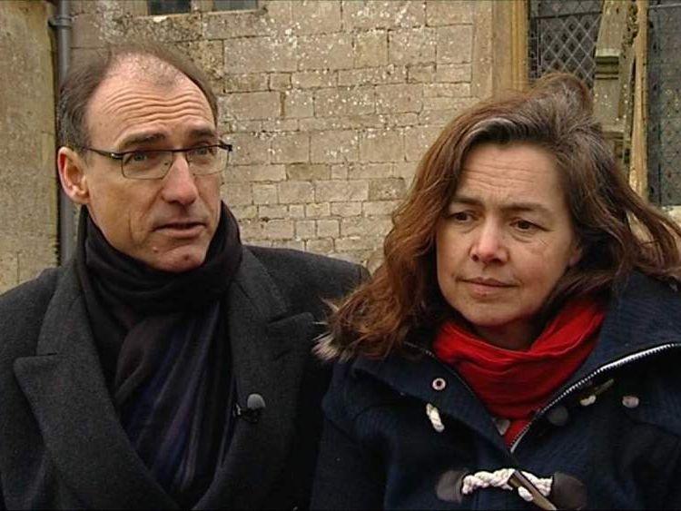 Jemima Prees' Parents