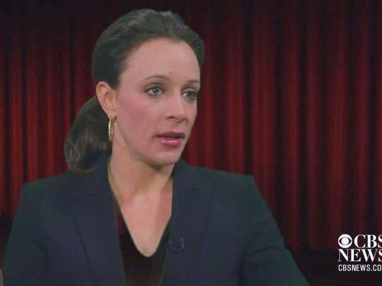 Paula Broadwell (Pic. CBS)