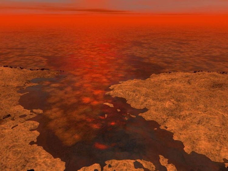 Plastic Discovered On Titan