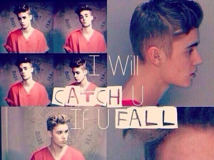 Twitter user Michelle_DK_ posted this picture in support of Justin Bieber