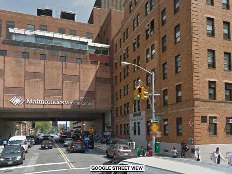Maimonides Medical Centre in New York