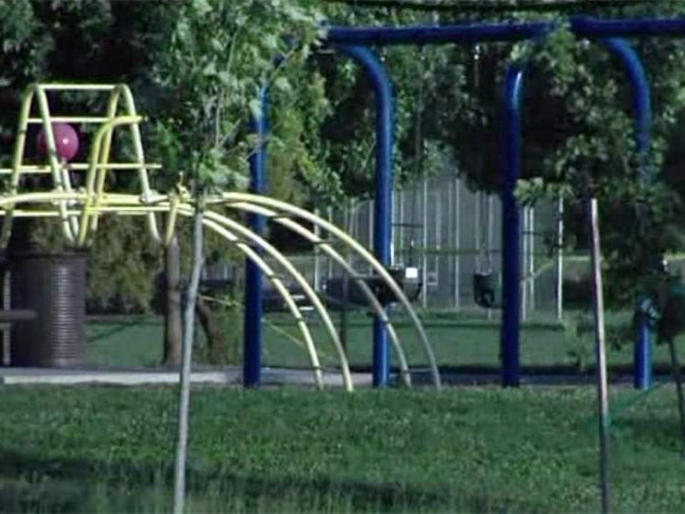 Shooting at playground in Sacramento, California
