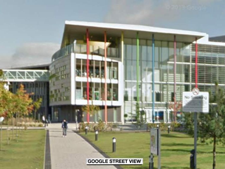 Royal Manchester Children's Hospital
