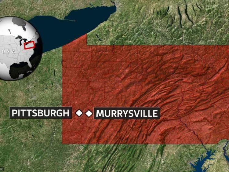 Murrysville school stabbing in Pennsylvania