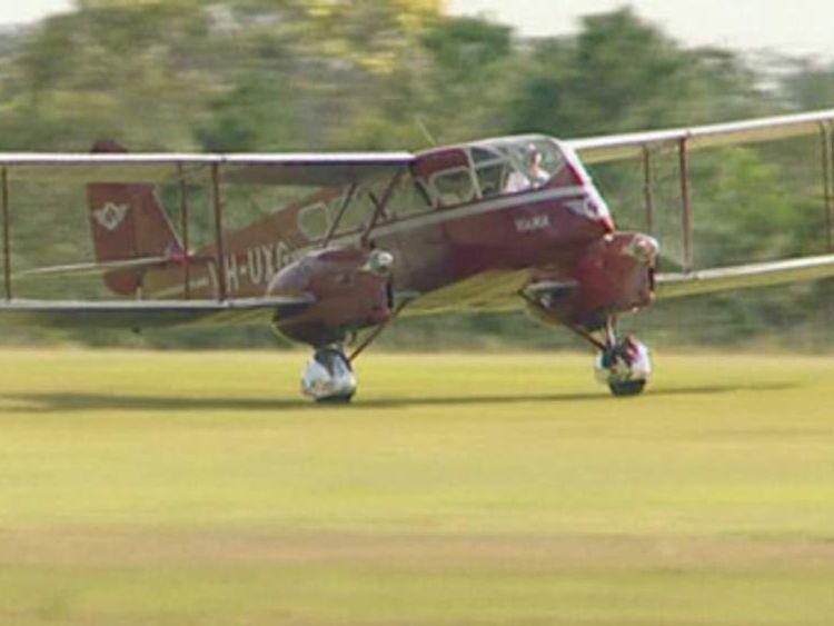 De Havilland Dragon DH-84