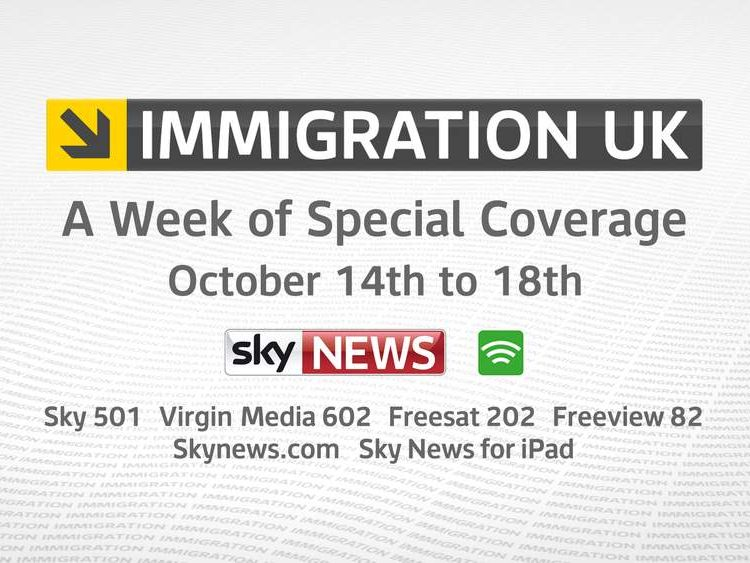 Immigration UK Week Promo