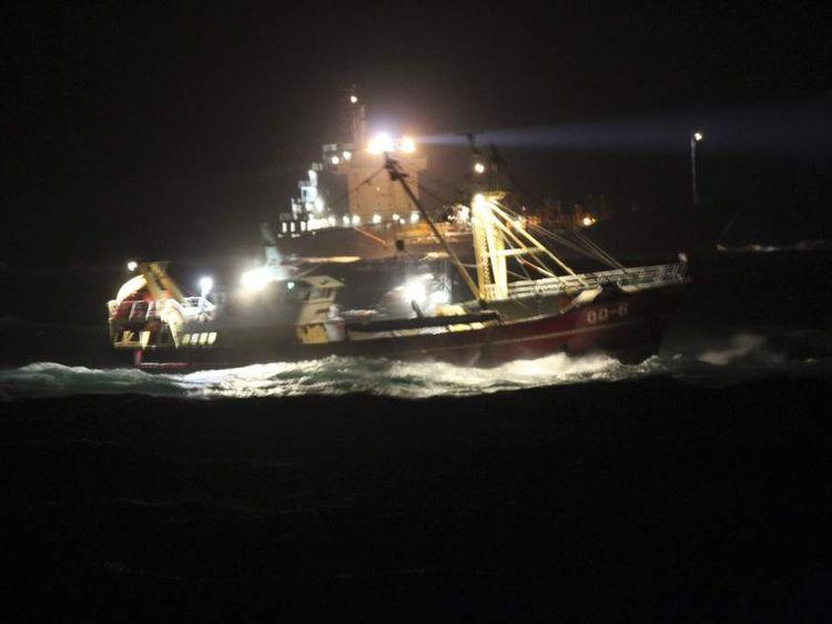 NETHERLANDS Rescue 3