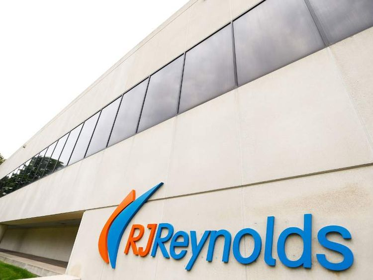 RJ Reynolds Tobacco Company in North Carolina
