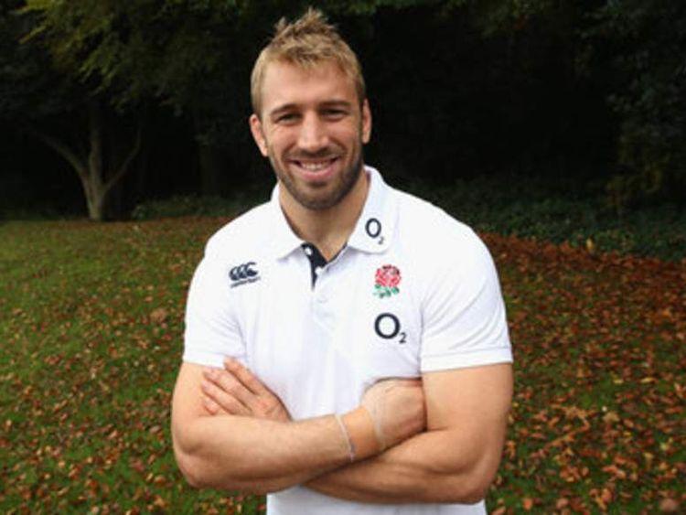 England coach Stuart Lancaster has named Chris Robshaw captain
