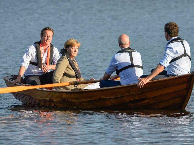 EU leaders talks