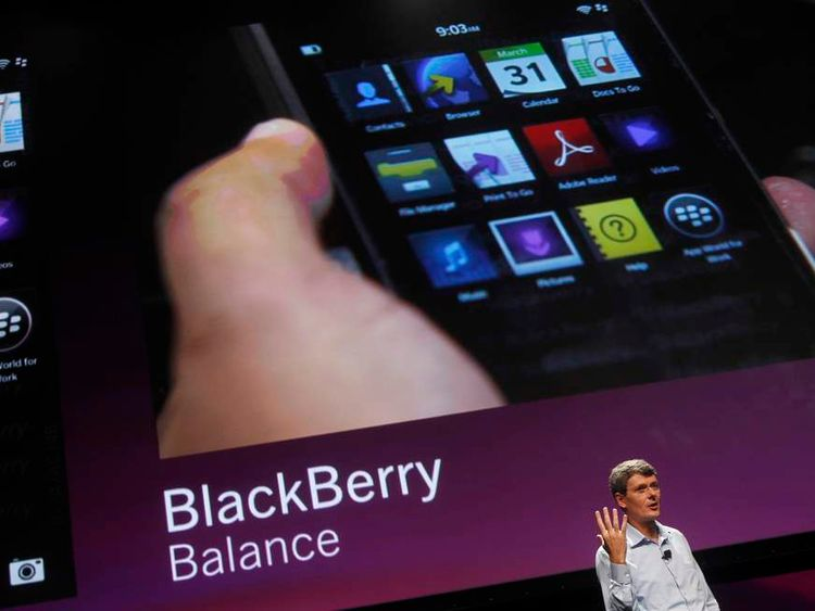 Blackberry 10 Smartphone