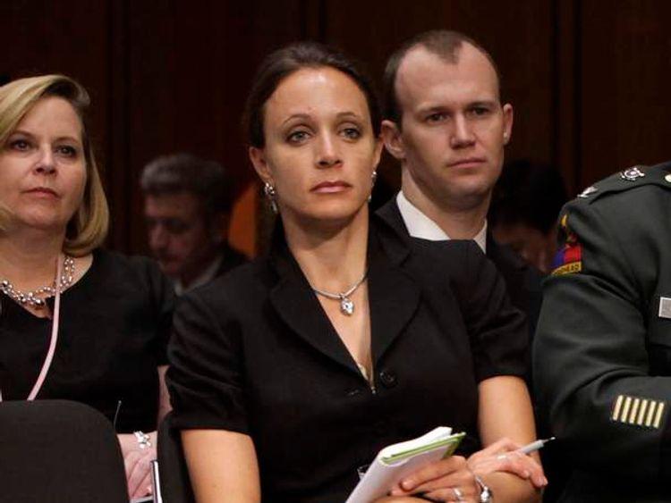Paula Broadwell at Senate Intelligence Cttee Hearing on Petraeus CIA nomination