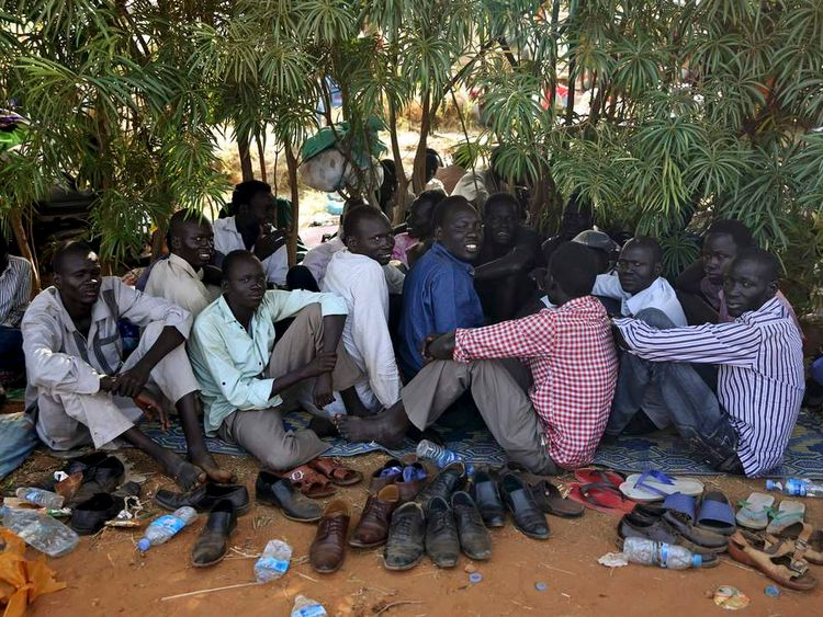 Refugees flee deadly violence in South Sudan