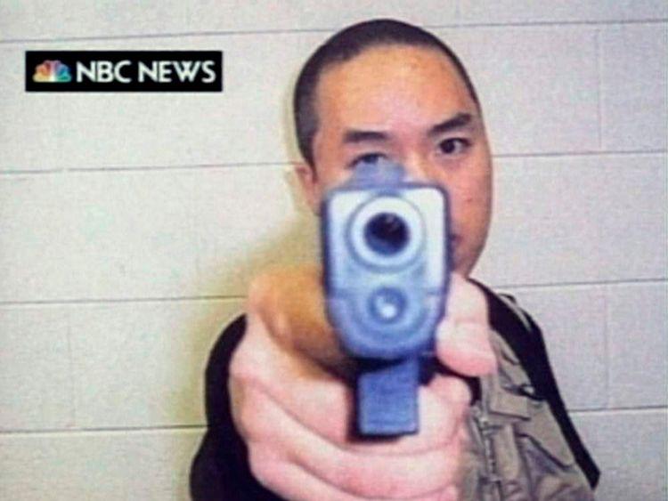 Cho Seung-Hui virginia tech killings