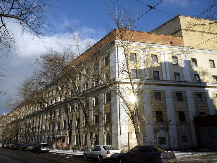 Oleg Topalov Escapes Moscow Jail After Digging Hole