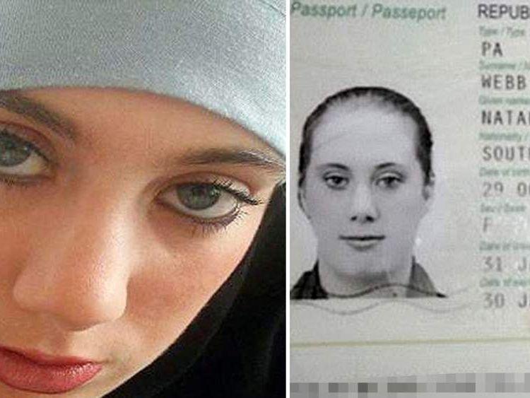 "Samantha Lewthwaite, female British terror suspect nicknamed the ""White Widow"" - 2013"