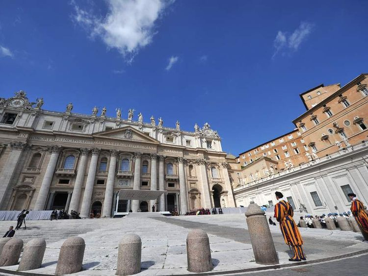 St Peter's in Rome will soon have its own cricket team