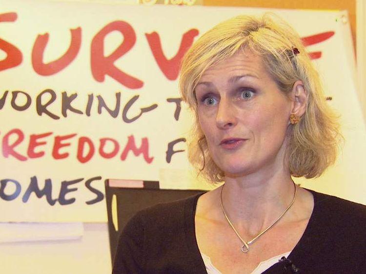 Survive chief executive Anna Smith