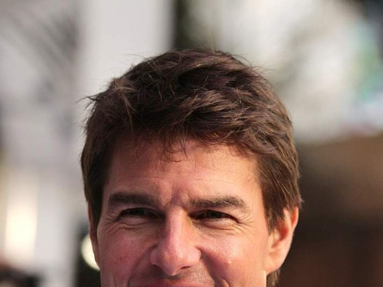 Tom Cruise, Oblivion Premiere - London