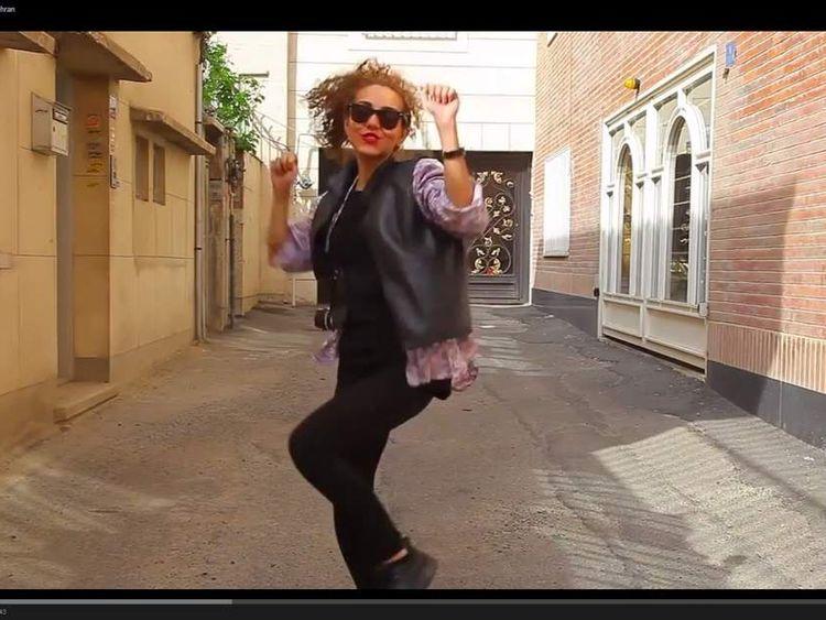 Iranian Happy video