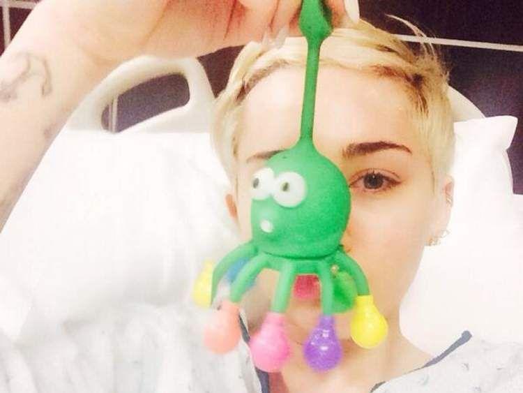 Miley Cyrus Cancels Gig After Hospital Dash