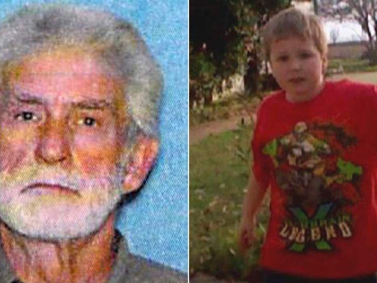 Alabama Kidnapper Jim Dykes And Victim