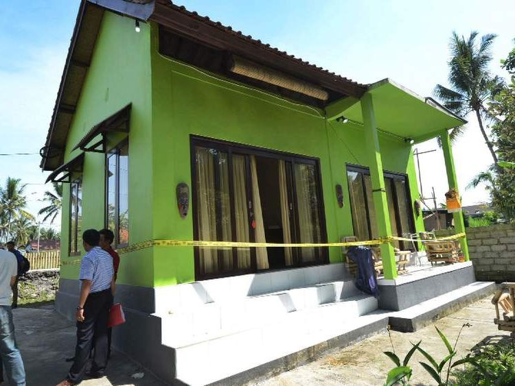 Briton named locally as Anne-Marie Drozdz found dead in Bali villa