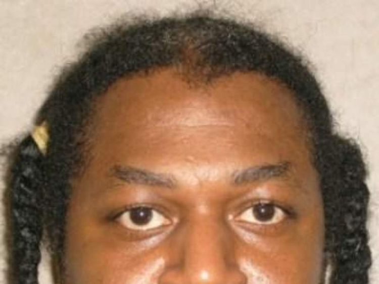 Warner is scheduled to be put to death by lethal injection in April 2014
